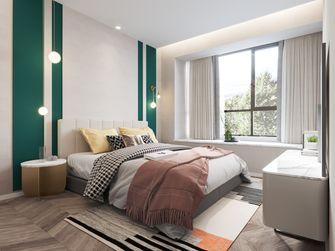 经济型140平米三室两厅轻奢风格青少年房图片大全