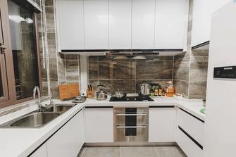 130平米三现代简约风格厨房装修效果图