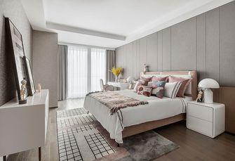 豪华型140平米四室四厅轻奢风格卧室效果图
