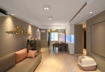 富裕型140平米复式混搭风格客厅装修效果图