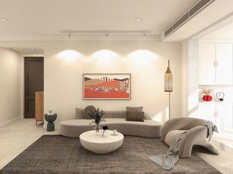 5-10万140平米三室两厅现代简约风格客厅效果图