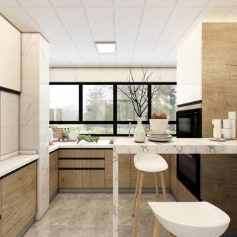 5-10万80平米日式风格厨房图片大全