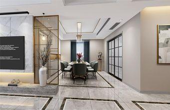 20万以上140平米别墅港式风格餐厅效果图