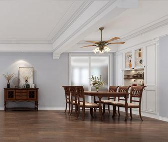 10-15万110平米三美式风格餐厅装修案例