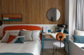 10-15万80平米轻奢风格卧室效果图