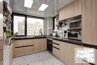 富裕型140平米四室两厅混搭风格厨房装修效果图