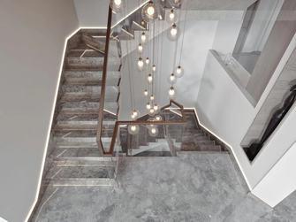 轻奢风格楼梯间图片