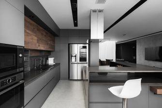 20万以上140平米四室三厅现代简约风格厨房装修图片大全
