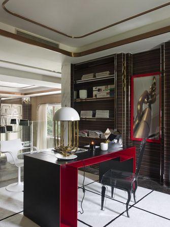 20万以上140平米复式现代简约风格书房效果图