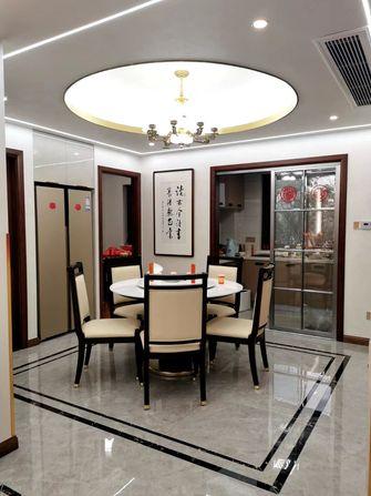 120平米四中式风格餐厅效果图