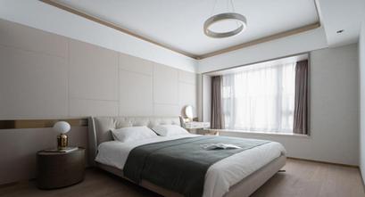 20万以上120平米四室一厅轻奢风格卧室装修案例
