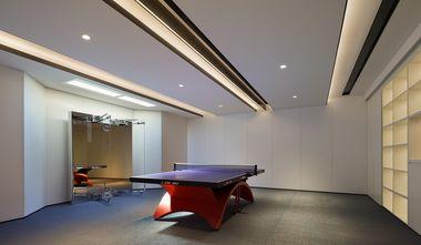 豪华型140平米别墅港式风格健身房设计图
