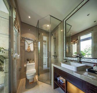 15-20万130平米三室两厅中式风格卫生间图