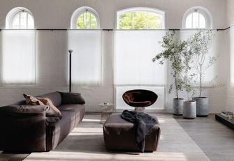 10-15万60平米公寓现代简约风格客厅装修图片大全