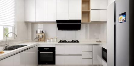 豪华型140平米复式日式风格厨房图片大全