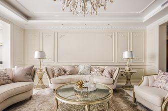 20万以上140平米四法式风格客厅设计图