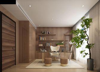 140平米别墅港式风格书房设计图