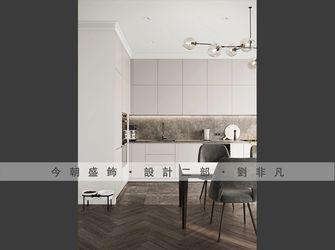 90平米三现代简约风格厨房装修效果图