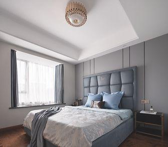 80平米三轻奢风格卧室图片