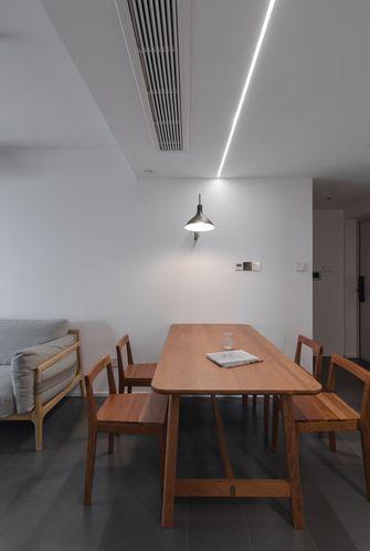 富裕型120平米四室一厅日式风格餐厅装修效果图