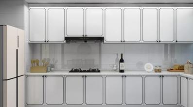 20万以上140平米四室一厅中式风格厨房装修图片大全
