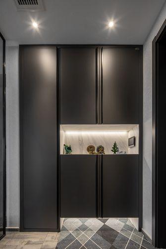 富裕型110平米现代简约风格玄关图片