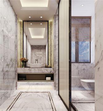 100平米三室两厅公装风格卫生间图片