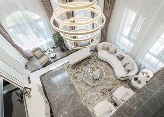 20万以上140平米别墅轻奢风格客厅装修案例