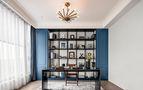 豪华型140平米别墅法式风格书房图