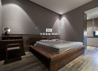 一室两厅港式风格卧室效果图