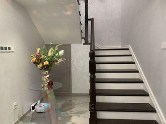 140平米四室两厅轻奢风格楼梯间效果图