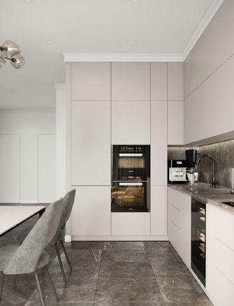 20万以上130平米三室两厅混搭风格厨房图片大全
