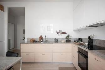 140平米三北欧风格厨房装修效果图