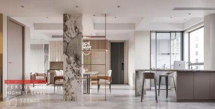 20万以上140平米别墅轻奢风格客厅图