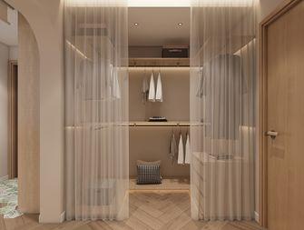 90平米三室两厅日式风格衣帽间欣赏图