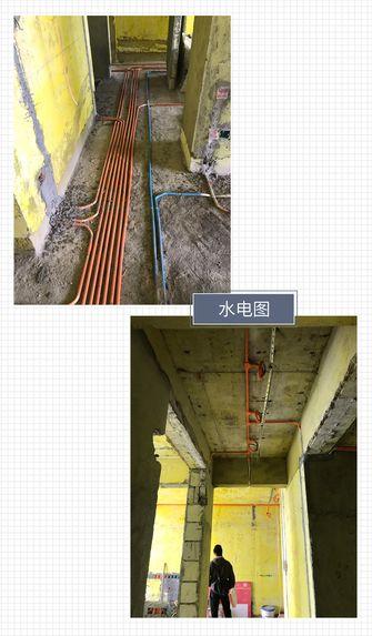 10-15万120平米四室两厅美式风格走廊欣赏图