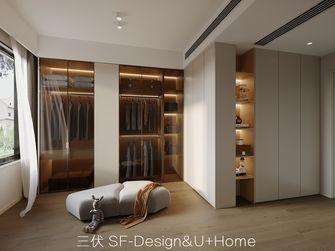 110平米三室两厅北欧风格衣帽间图片