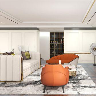 美式风格客厅设计图