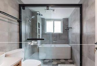 10-15万110平米三室两厅日式风格卫生间装修案例