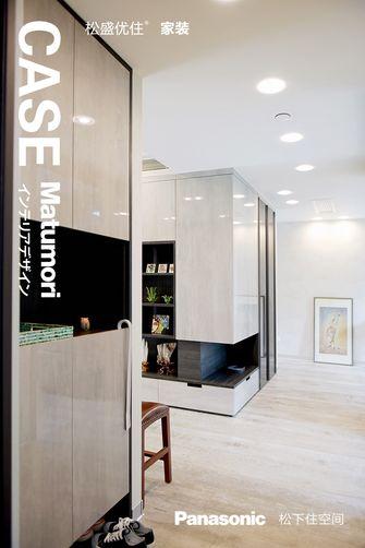 20万以上140平米三室一厅日式风格走廊装修案例