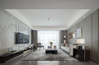 15-20万120平米三室三厅混搭风格客厅图片