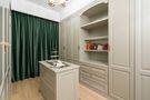 豪华型140平米三室一厅法式风格衣帽间图片大全