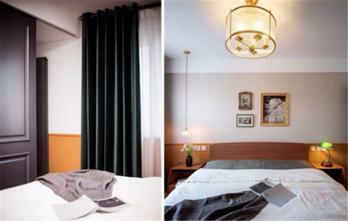 豪华型140平米三室两厅新古典风格卧室效果图