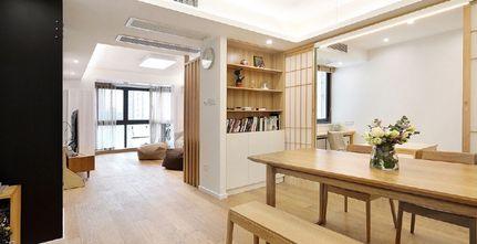 90平米日式风格餐厅图