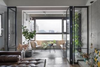 经济型80平米美式风格阳台设计图