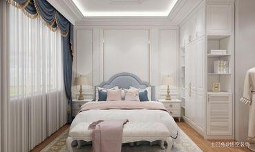 富裕型120平米欧式风格卧室效果图