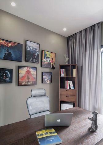 20万以上140平米法式风格书房图片