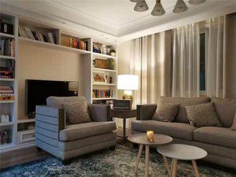 20万以上110平米三室两厅美式风格客厅装修图片大全