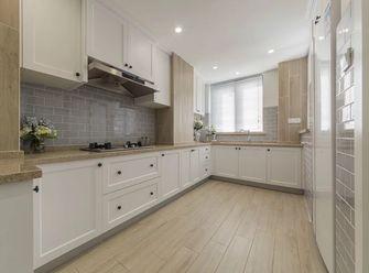 110平米三美式风格厨房图片