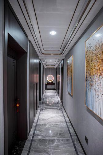 20万以上140平米中式风格走廊装修效果图
